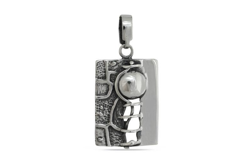 сребърен-медальон-1033M