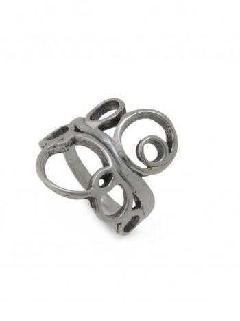 сребърен-пръстен-морско-конче-1005R