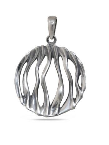 damski-srebaren-medalion-977M
