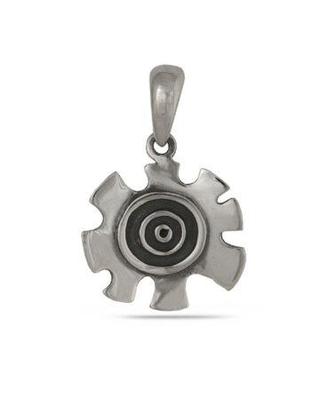srebyren-medalion-spirala-1039M