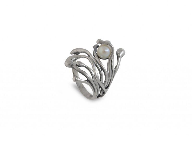 сребърен-пръстен-с-бяла-перла-991R