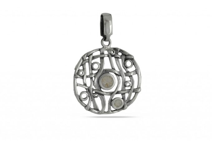 damski-srebaren-medalon-inkrustiran-s-emayl-1066m-studio-nikola-kragla-visulka-ot-srebro