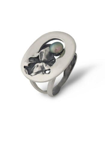 masiven-damski-srebyren-prysten-s-perla-065r-studio-nikolas