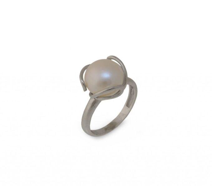 srebyren-prysten-1016R-perla