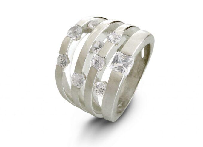 сребърен-пръстен-циркони-401R