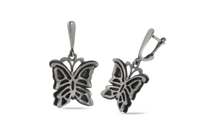 обици-само-сребро-студио-николас-сребърни-обеци-пеперуди