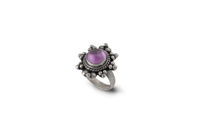 сребърен-пръстен-аметист-1215R