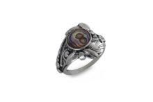 сребърен-пръстен-седеф-1083R