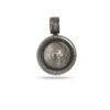 Дамски сребърен медальон, модел 674M на Студио Николас.