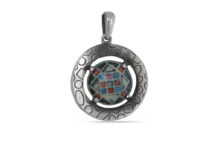 damski-srebyren-medalion-s-keramika-porcelan-1089m