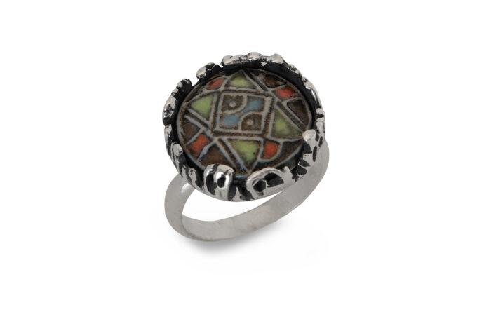 dasmki-srebyren-prysten-s-keramika-1051r