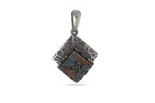 srebaren-medalion-romb-1091m-risuvana-keramika