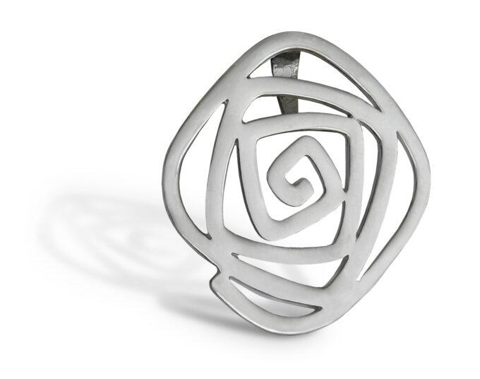 сребърен-медальон-418M