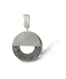 Дамски сребърен медальон 171m