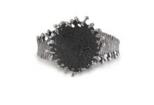 Дамска сребърна гривна 851B