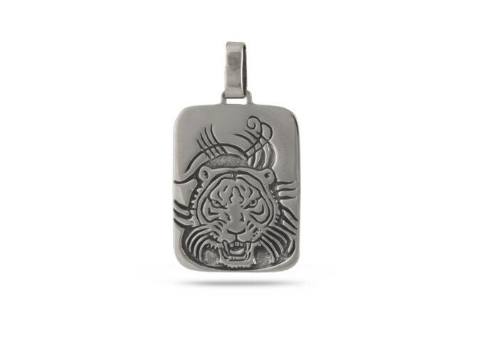 srebarna-plochka-medalion-tiger-755M