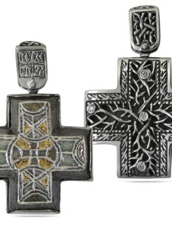 damski-srebyren-medalion-s-keramika-porcelan-kryst-278m-studio-nikolas