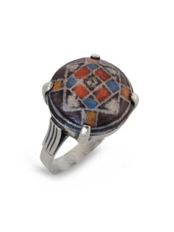 сребърен-пръстен-керамика-1058R