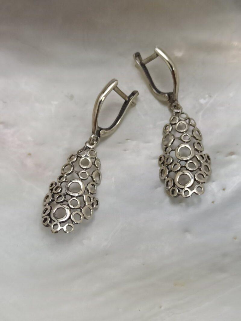 обеци-сребро-студио-николас