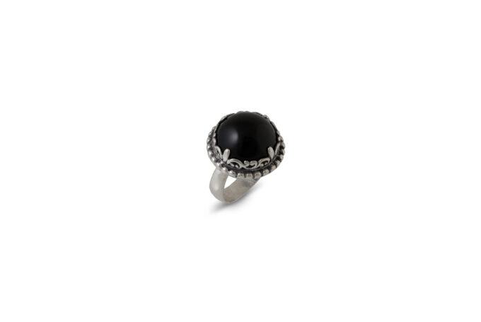 сребърен-пръстен-оникс-1246R