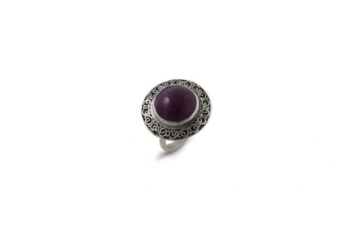 сребърен-пръстен-с-аметист-1249R