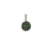 Дамски сребърен медальон 1224M, Николас