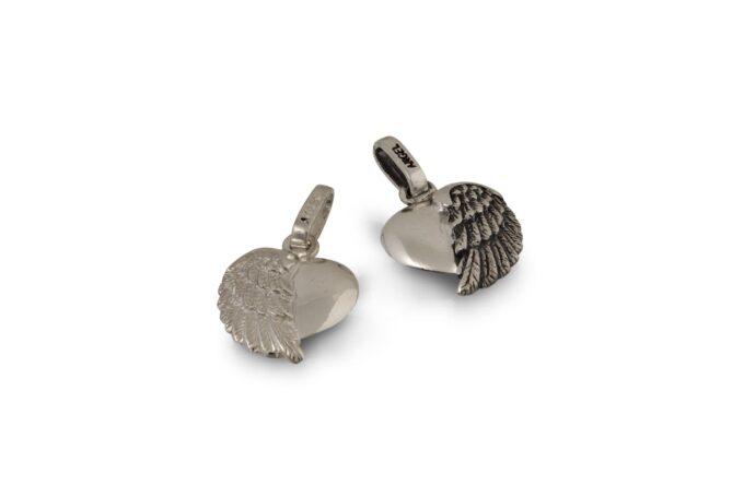 сребърен-медальон-ангел-пазител-талисман-николас