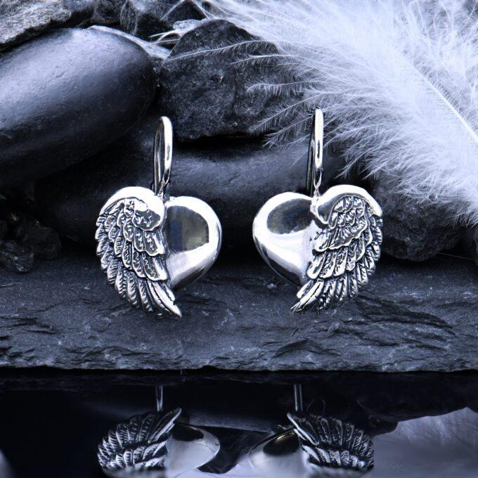 srebyrni-obici-krila-na-angel-caller-8an-vikach-na-angeli-nikolas-talisman-Black