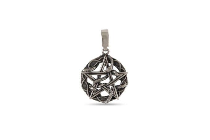 visulka-pentagram-srebro-1295M