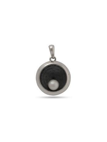 сребърна-висулка-перла-1321M