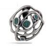 damski-srebaren-medalion-s-email-874m