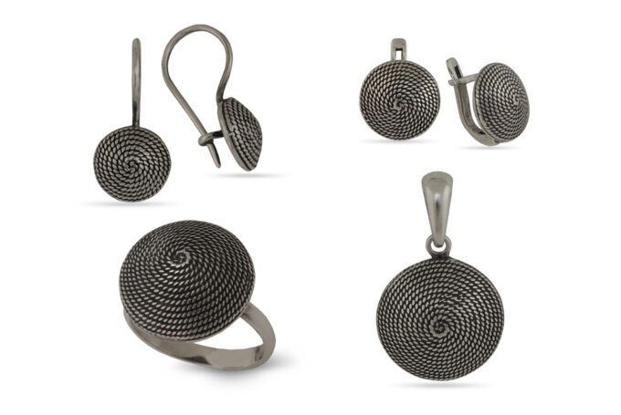 сребърен-комплект-бижута-1359R-1360M-1361E-1362E