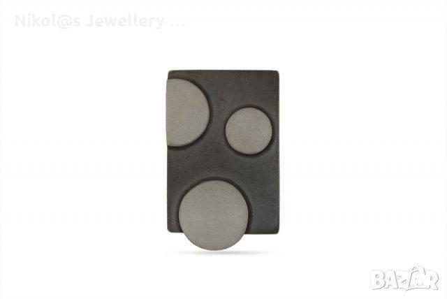 rachno-izraboten-srebaren-medalon-s-plochka-ot-925-srebro-model-1364m-studio-nikolas