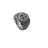 srebaren-prsten-pecat-heraldiceska-lilia-1388R