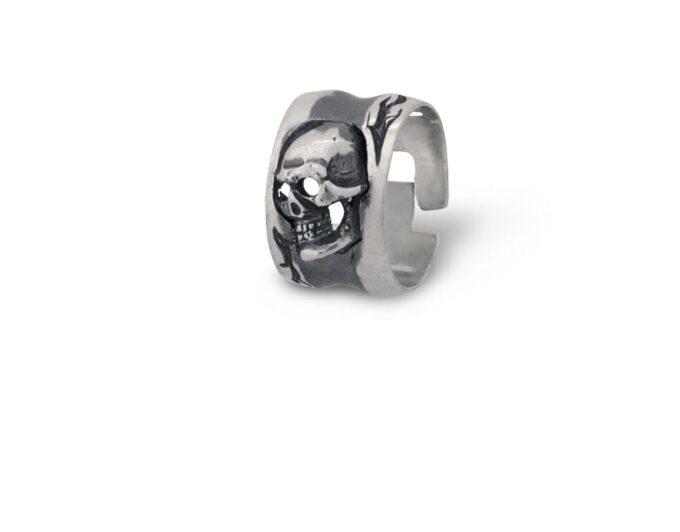 отворен-сребърен-пръстен-с-череп-214R