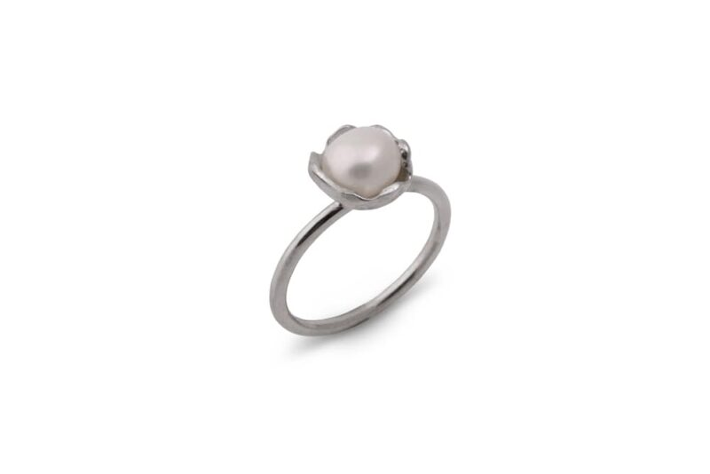 пръстен-перла-сребро-1455R
