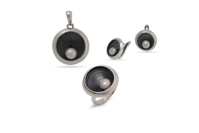 сребърни-бижута-с-перли-1320R-1321M-1322E