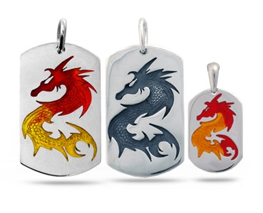 сребърен-медальон-дракон-379M
