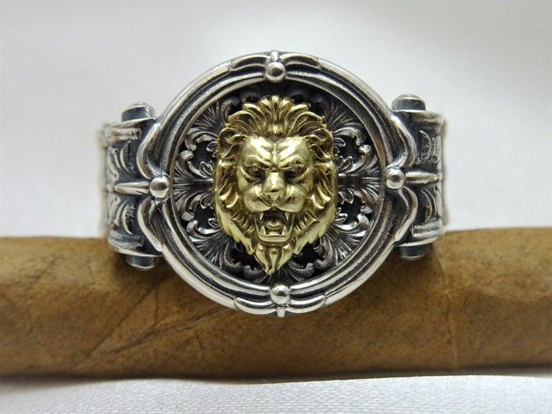 srebaren-prasren-lavska-glava-nikolas-ring