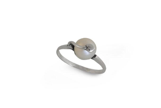 сребърен-пръстен-речна-перла-николас-1074r