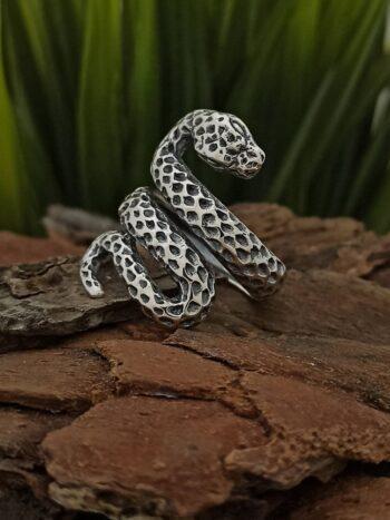 damski-srebaren-prasten-zmiia-avtorski-model-srebaren-prasten-574r-studio-nikolas
