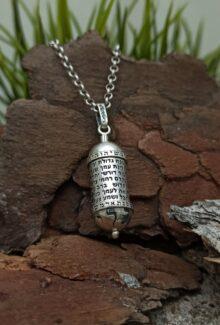 kabala-amulet-ot-srebro-zlato-cilindyr-svitak-molitva-ana-bekoach-studio-nikolas
