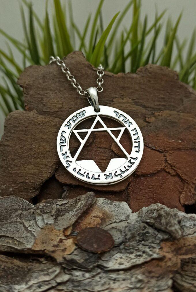 кабала-сребърен-медальон-ангелска-защита-студио-николас-kabbalah-amulet-ot-srebro