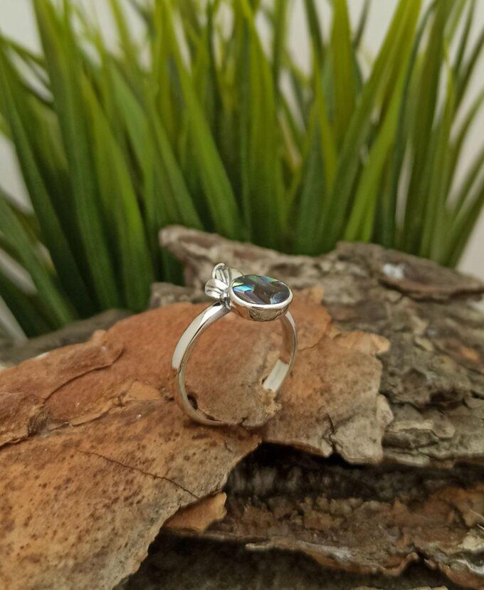 Дамски-сребърен-пръстен-с-кралски-седеф-1347R