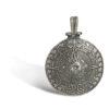 Сребърна висулка календара на маите Студио Николас сребро проба 925 с приблизителен грамаж 14грама