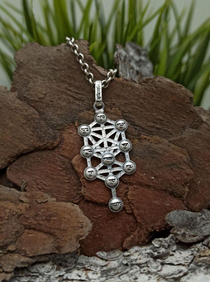 kabala-amulet-ot-srebro-sefirot-darvoto-na-zhivota-nay-vazhen-simvol-na-mistichnata-traditsiia-kabala
