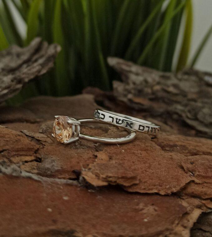 kabbalah-srebyren-prasten-angel-stone-1459rb-кабала-сребърен-пръстен-ангелски-камък