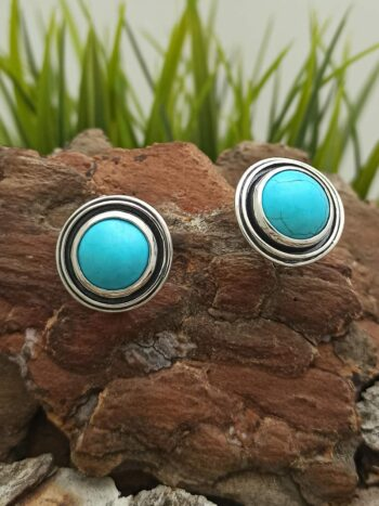 damski-srebarni-obici-turkoaz-studio-nikolas-1226et-turquos-earrings-turquoise