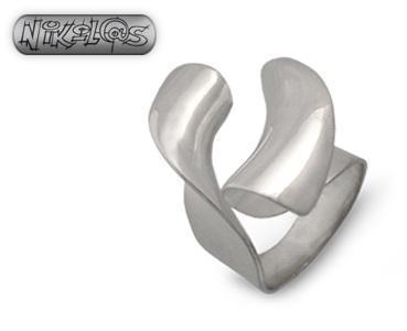 Сребърен пръстен 085R