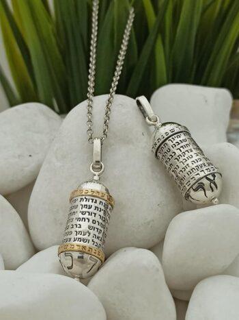 kabbalah-amulet-ot-srebro-zlato-cilindyr-svitak-molitva-ana-bekoach-studio-nikolas